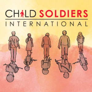 Please visit Child Soldiers International at http://www.child-soldiers.org